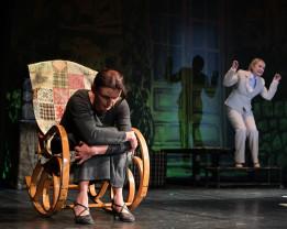 O premieră absolută în România - Şarpele în iarbă, un spectacol inedit