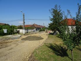 Două străzi din Ioșia - În curs de modernizare