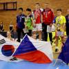 CM U21 la tenis cu piciorul - Salontanul Nagy Darius pe podium