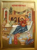 Astăzi, 8 septembrie - Naşterea Maicii Domnului sau Sfântă Mărie Mică