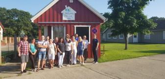 """A VI-a ediţie a proiectului """"Oradea donează o pâine"""", la final - De la oameni, pentru oameni"""