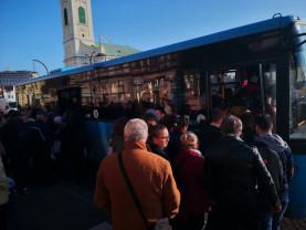 În 16 și 17 noiembrie - Modificări la liniile de autobuz 10 şi 20