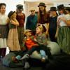 """35 copii în Musicalul """"Oliver"""" supratitrate şi în limba română - Premieră la teatrul orădean"""