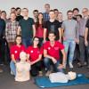 Fortech contribuie cu 20.000 EUR pentru cumpărarea unei ambulanțe SMURD