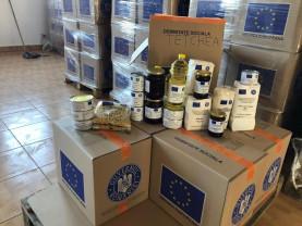 Peste 60.000 de pachete au fost distribuite - Ajutor pentru familiile defavorizate