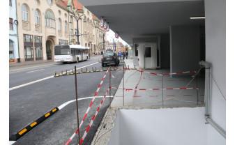 Parcarea subterană de pe strada Independenţei ar putea fi deschisă sâmbătă - Aşteaptă avizele pompierilor