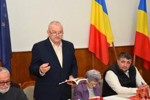 Eveniment editorial la Baroul Bihor - Scrisorile frumoasei Liudmila din Moscova către iubitul ei din Ștei
