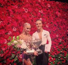 Dansatori orădeni pe podium în Australia - Cupa Cupelor a ajuns la Oradea