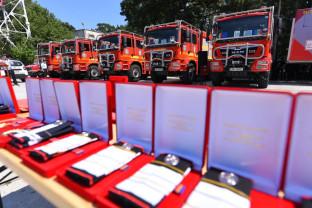Pompierii bihoreni plecați în Grecia - S-au întors acasă