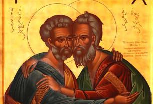 Luni, 15 iunie - Începe Postul Sfinților Apostoli Petru și Pavel
