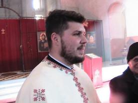 Al zecelea preot al promoției teologilor ortodocşi 2012-2016 - Axios! Dignus est! Vrednic este!