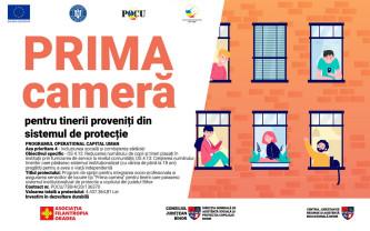 """Program de sprijin derulat de Asociația Filantropia Oradea - """"Prima cameră"""" pentru tinerii din instituții"""