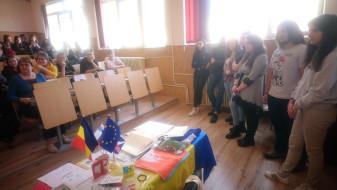 """Colegiul Național """"Iosif Vulcan"""" Oradea - Arta, ca instrument spre deschidere și toleranță"""