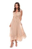 Sfaturi despre cum să porţi o rochie albă cu stil