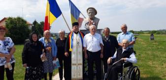 Ziua Națională a Eroilor României - Sânlazăr, în sărbătoare