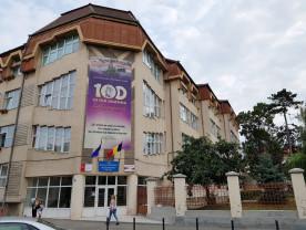 """Fostul liceu de fete - Centenarul Școlii Gimnaziale """"Oltea Doamna"""""""