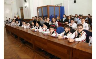 161 de ani de la Unirea Principatelor Române - Simpozion la Primăria Oradea