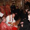 Episcopul Virgil Bercea a rememorat gestul lui Iisus - Ritualul spălării picioarelor