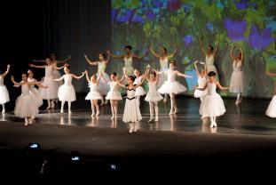 Peste 40 de copii și adulți, în spectacol caritabil la Oradea - Spărgătorul de Nuci