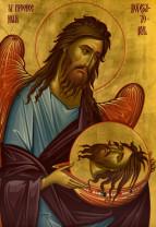 Sâmbătă, 29 august - Tăierea Capului Sfântului Ioan Botezătorul