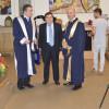 Iordan Bărbulescu uns Doctor Honoris Causa al Universităţii - Expert ARACIS şi diplomat de carieră