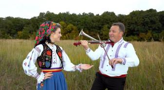 """O colaborare mult așteptată: Violeta Gherman – Stângaciu - """"Hai bădiță și merem"""""""