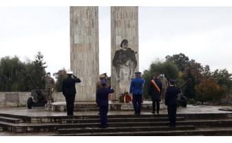 Beiuș - Ziua Armatei, la a 76-a aniversare a eliberării Brazdei de Vest