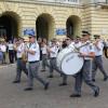 Ceremonial militar-religios la Oradea - Ziua Imnului Național