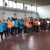 """Moment festiv la Liceul """"Don Orione"""" Oradea - Ziua Mondială a Sindromului Down"""