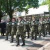 Ceremonial militar şi depuneri de coroane la Oradea - Ziua Veteranilor de Război
