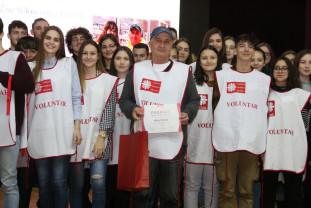 Caritas Eparhial i-a premiat pe cei mai activi voluntari - Ziua Voluntarului Caritas