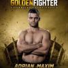 Înfruntare cu un campion mondial într-o gală de K1 - Adrian Maxim se luptă la Varna