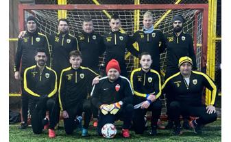 La primul turneu de minifotbal după aproape un an - AEK Oradea joacă la Cupa Unirii