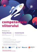 """Un nou program lansat de Fundația Comunitară Oradea """"Competențele viitorului"""""""