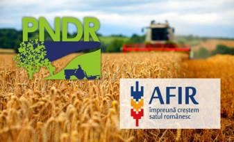 AFIR: Submăsurile 5.1 și 5.2 - Cererile se depun on-line