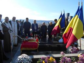 Ziua Naţională a Veteranilor de Război - In memoriam Iosif-Silviu Fogarași