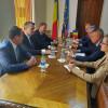 Aprecieri pentru grija faţă de comunitatea slovacă - Ambasadorul Slovaciei, în Bihor