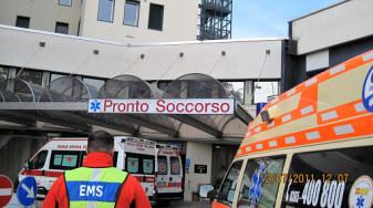 """Mărturia unui ambulanţier român din Italia - """"Este un ritm de muncă infernal"""""""