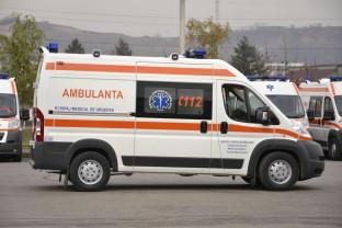 SMURD şi SAJ - Ambulanțe noi în Bihor