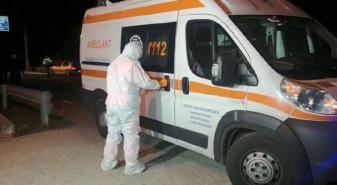 Echipaj de pe Ambulanță, pus în pericol de o orădeancă