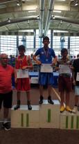 Gym Mar Strong are un pugilist de viitor - Angelo Covaci a cucerit Cupa României