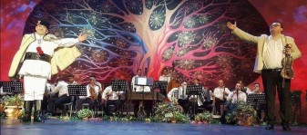 """Ansamblul Artistic Profesionist """"Crișana"""" în 2018 - Cel mai bun an pentru artiști"""