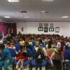 Teatrul Arcadia, la Săptămâna Românească din Apateu - Actorii orădeni au încântat elevii de peste graniţă