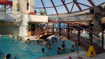 De Sărbători - Aquaparkul Nymphaea, 10 zile cu casa închisă