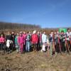 Luna Plantării Arborilor - Acţiuni de împădurire la Hidişel şi Remeţi