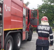 Pompieri la datorie - Misiuni de salvare în tot județul