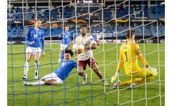 "Liga Europa - Patru echipe calificate în ""16-imi"""