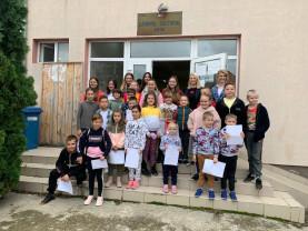 În parohia Ortodoxă Dobricionești și Birtin - Ateliere pentru copii