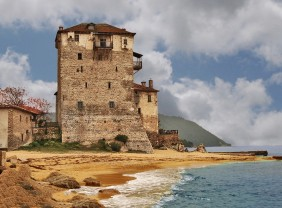 Un pelerinaj la Sfântul Munte Athos - Goana după mântuire în Oraşul Cerului