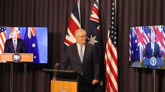 Marea Britanie, SUA și Australia: pact menit să contracareze China - Alianţă împotriva dragonului roşu